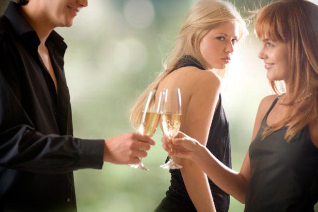 Féltékenység az ex-barátnőre