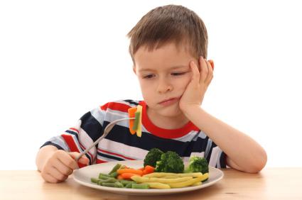 Konfliktusok egy 5 éves kisfiú evési problémái miatt